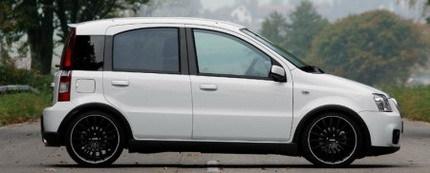 Fiat Panda Sport por Novitec