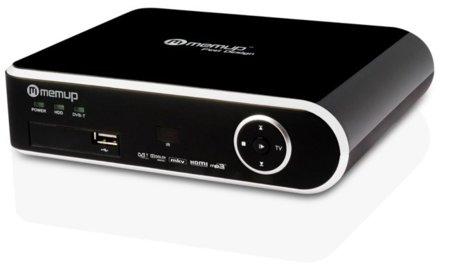 Memup actualiza su Mediadisk FX TV HD con alta definición en el sintonizador