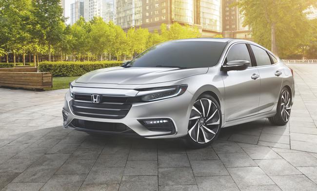 El futuro Honda Insight ahora es una berlina híbrida de interesante diseño, y estará en Detroit