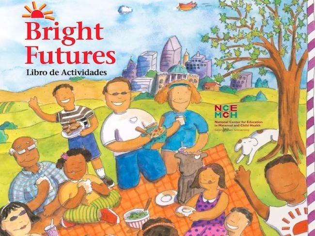 libro de actividades Bright Future