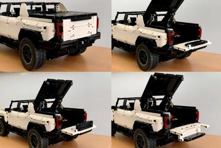 LEGO Technic Hummer EV (LEGO Ideas - MOC)