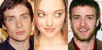 Cillian Murphy, Amanda Seyfried y Justin Timberlake en 'I'm.mortal'