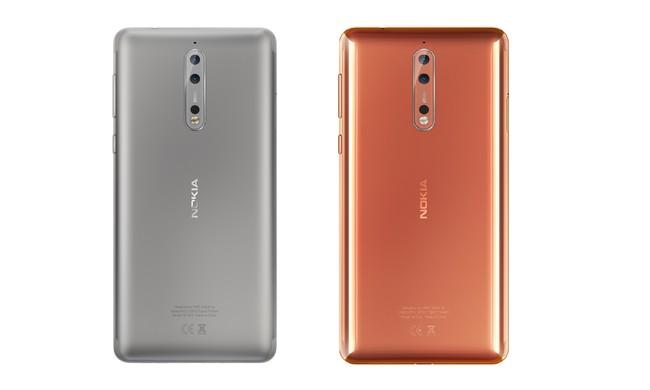 Nokia8 5