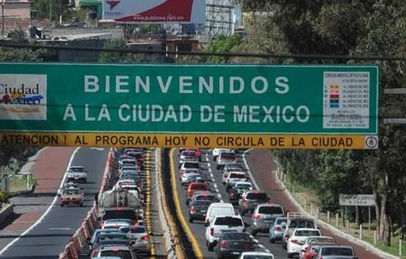 Ciudad De Mexico Mas Trafico Mundo