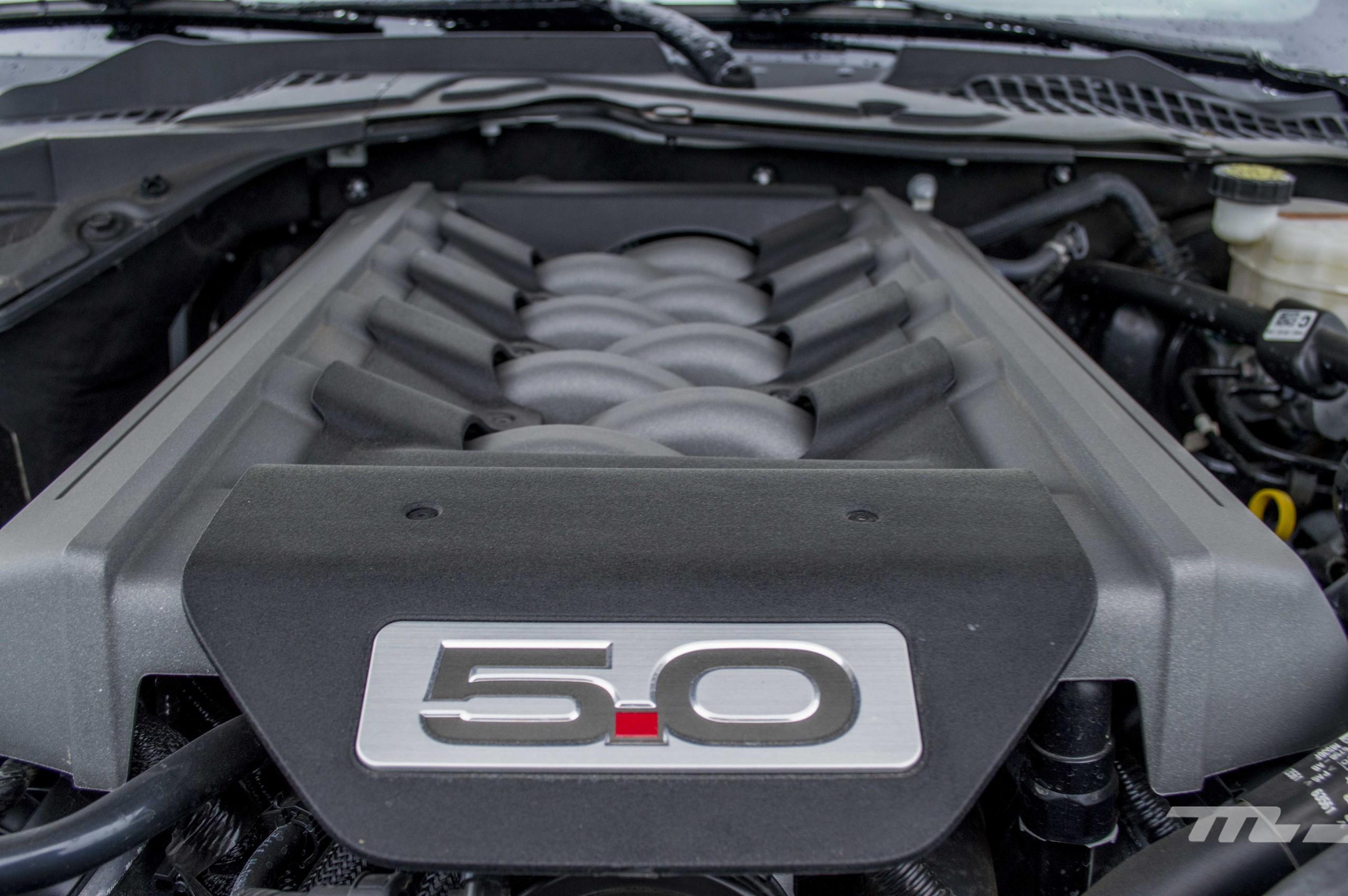 Foto de Ford Mustang GT V8 (18/22)