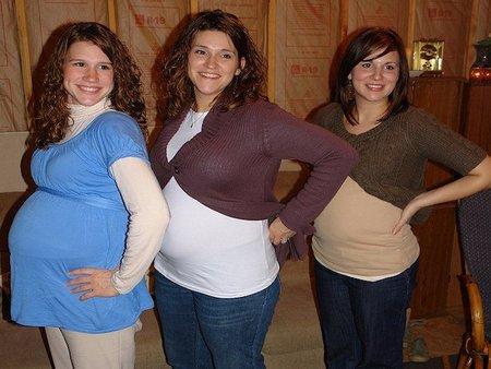 Vemos más embarazadas cuando estamos embarazadas