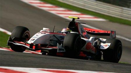 GP2 Bélgica 2010: Pastor Maldonado se acerca al título