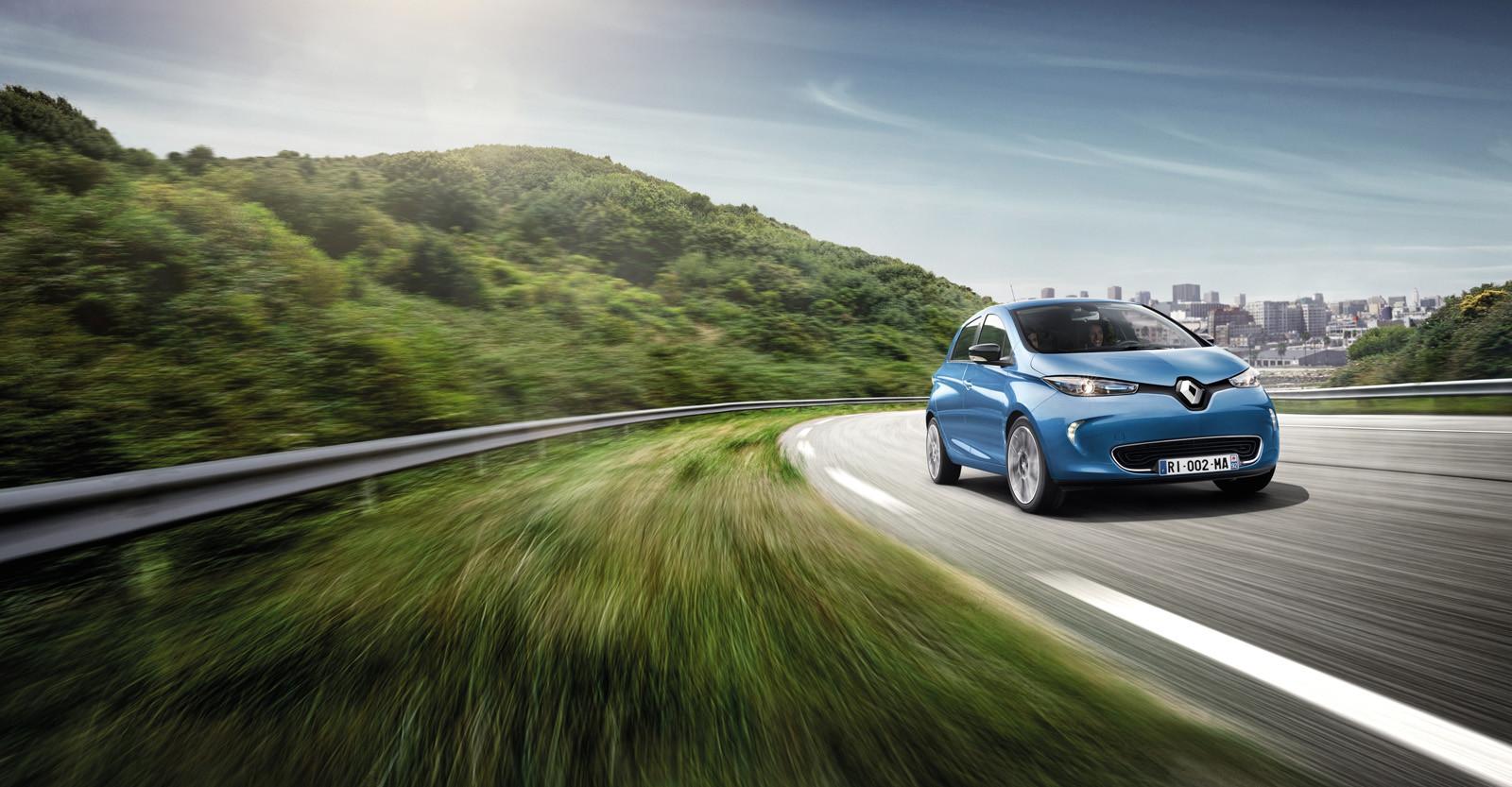 Foto de Renault ZOE ZE 40 (4/21)