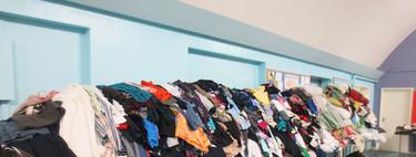 Tiramos a la basura un 811% más de ropa que en 1960. Y eso también se está cargando el planeta