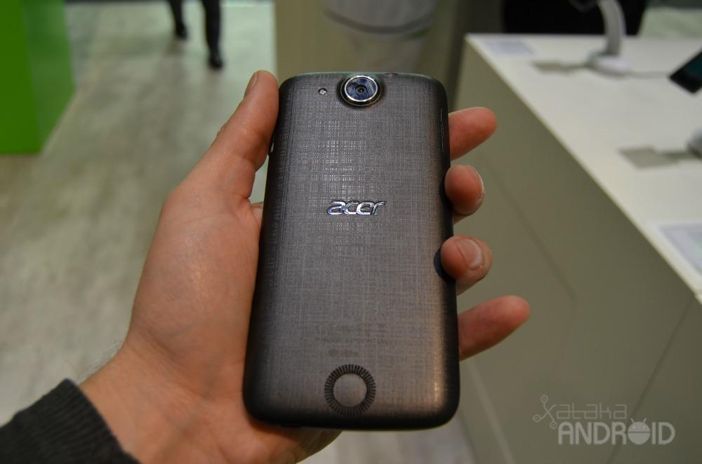 Foto de Acer Liquid Jade Z (2/6)