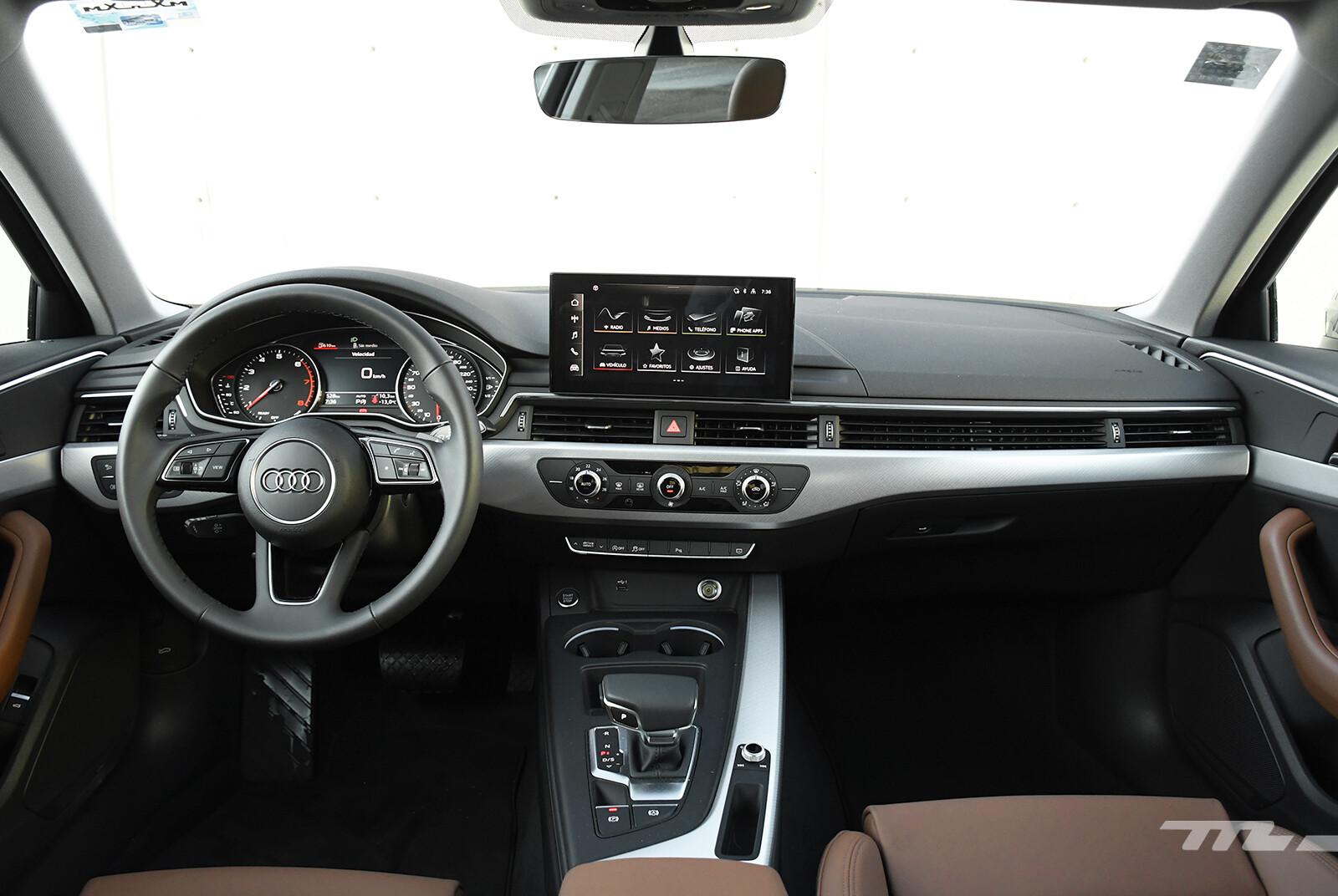 Foto de Audi A4 2021 (prueba) (15/25)