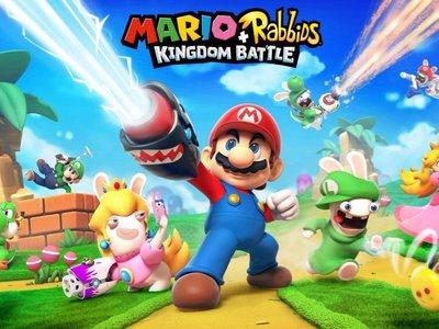 Se filtra la primera imagen de arte de Mario + Rabbids Kingdom Battle para Nintendo Switch