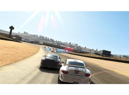 Real Racing 3 muestra la potencia gráfica del iPhone 5
