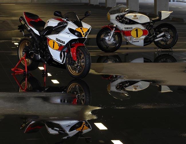 Yamaha R1 réplica Agostini