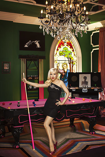 Foto de La casa de Christina Aguilera (15/26)