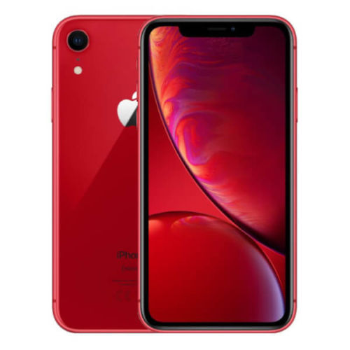APPLE IPHONE XR 64GB TELEFONO MOVIL LIBRE SMARTPHONE COLOR ROJO RED 4G MRY62QL/A
