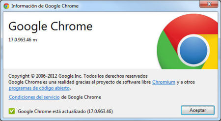 Chrome 17 publicado