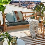 Los mejores muebles de exterior para hacer una terraza de ensueño por poco dinero