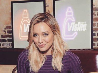 Hilary Duff confirma su nueva relación a golpe de foto