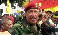 Chávez quiere la filial venezolana del Santander