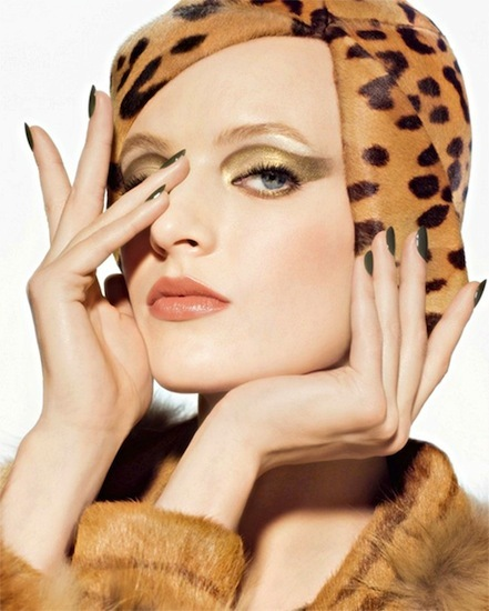 Aires salvajes con la 'Golden Jungle Collection' de Dior