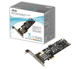 Asus Xonar DX PCI Express 7.1