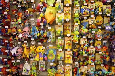 ¿Compráis los juguetes por la marca?