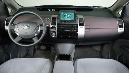 interior Prius segunda generacion