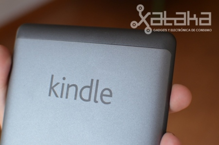 Kindle touch acabado