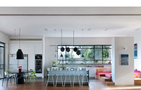 ¡Preciosa! Una casa amplia y funcional en Israel