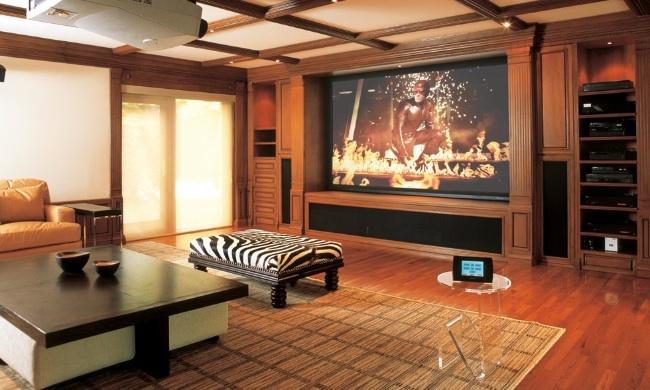 La importancia de la pantalla de proyecci n para disfrutar for Proyectar tu casa
