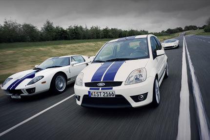 Más potencia para el Ford Focus ST y el Ford Fiesta ST