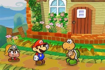 Rumor: 'Paper Mario' podría llegar a Nintendo DS