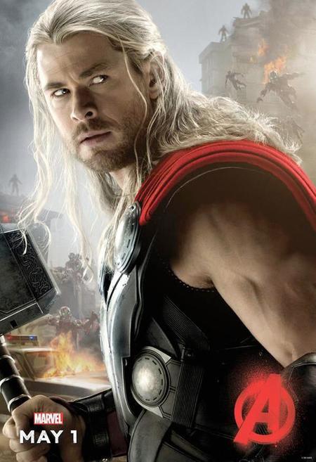 Cartel de Thor