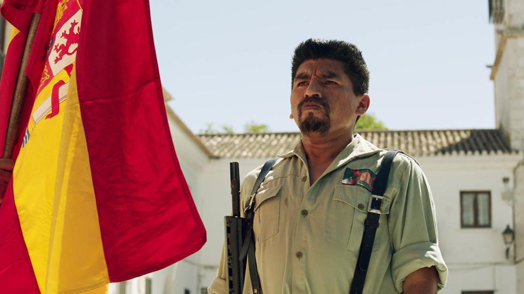 Juan Carlos Aduviri En Cuerpo De Elite