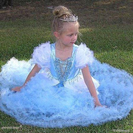 Princesa-azul