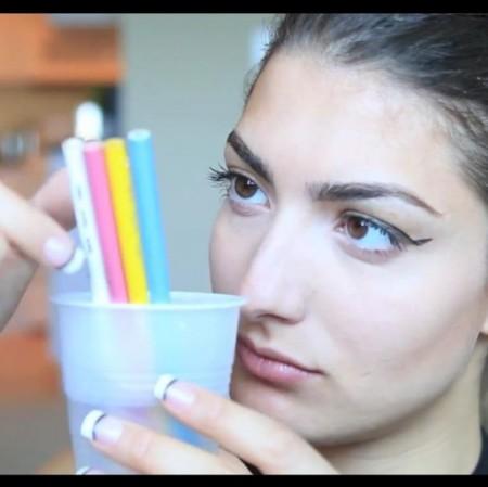 Le Crayola La Nouvelle Marotte Beaute Qui Fait Debat Visuel Article2