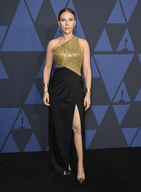 Scarlett Johansson Governors Awards 2019