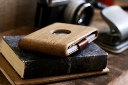Billetera de madera, el accesorio ideal para no pasar desapercibido