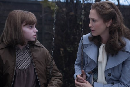 Madison Wolfe Vera Farmiga Expediente Warren El Caso Enfield
