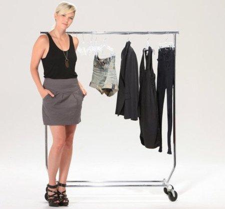 ¿Serías capaz de lucir sólo seis prendas en un mes?