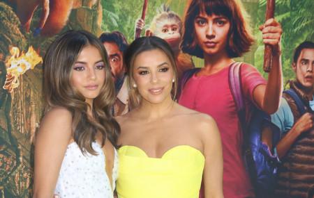 Estos han sido los looks que hemos visto en la premiere de Dora la Exploradora en Los Angeles con Eva Longoria como protagonista