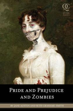 Resultado de imagen de Orgullo y prejuicio y zombies libro