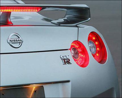 Galería del Nissan GT-R