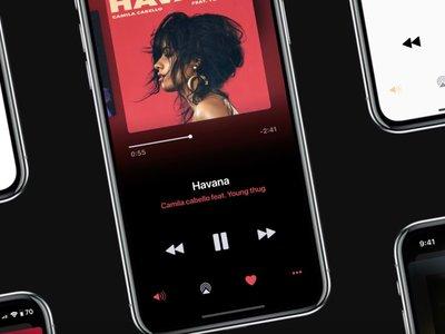 Dos conceptos de Música y Salud para iOS que mejorarían enormemente estas dos aplicaciones