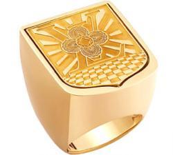 Louis Vuitton presenta su nueva colección de joyas: Blason