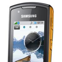 Samsung S5620 Onix, diseño e integración con las principales redes sociales