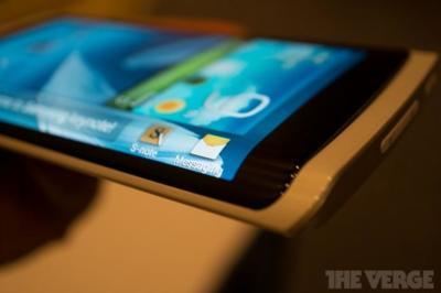 Samsung muestra YOUM, el primer prototipo Android funcional con pantalla flexible