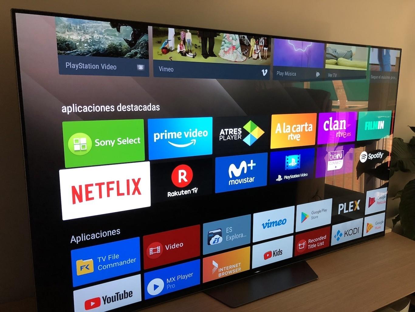 Android TV podría ver llegar un nuevo diseño con mejoras que lo