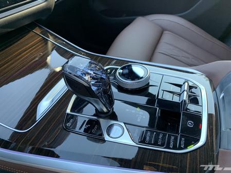 BMW X5 2019 palanca cambios